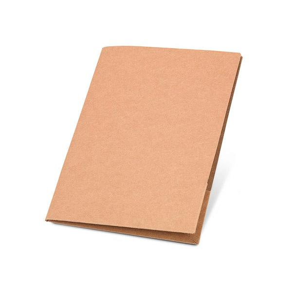 portafolio carton reciclado