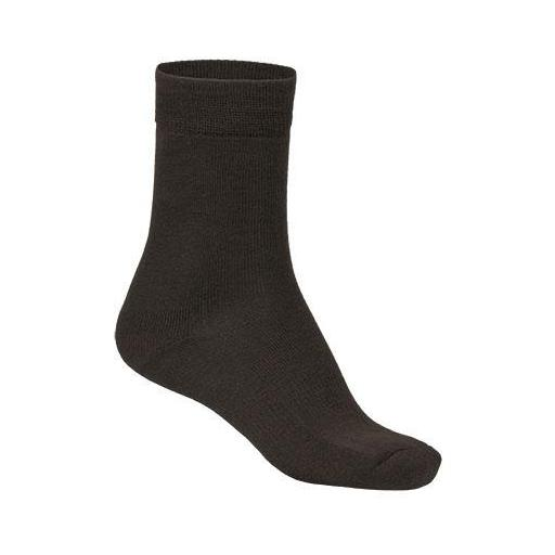 PACK 5 UD CALCETINES COLOR NEGRO