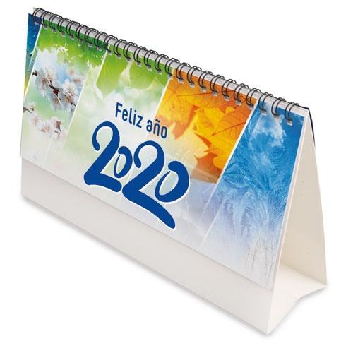 CALENDARIO DE MESA PACK DE 25 CALENDARIOS