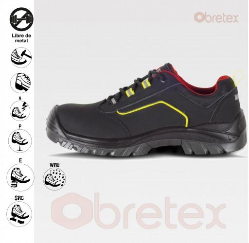 MY03B2902  Zapato Libre Metal