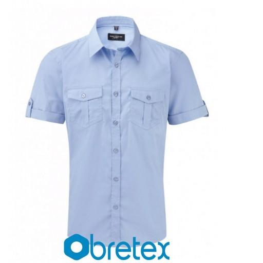 Camisa manga corta  [0]