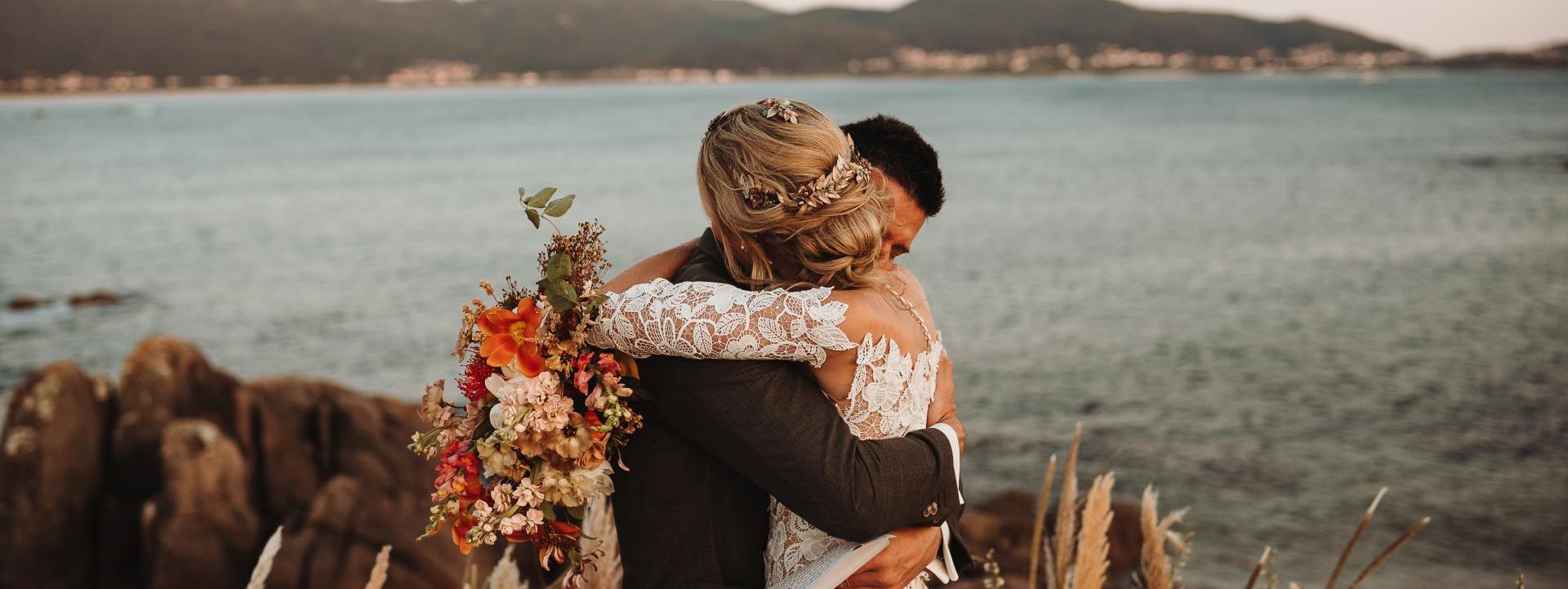 Elopement wedding en Galicia