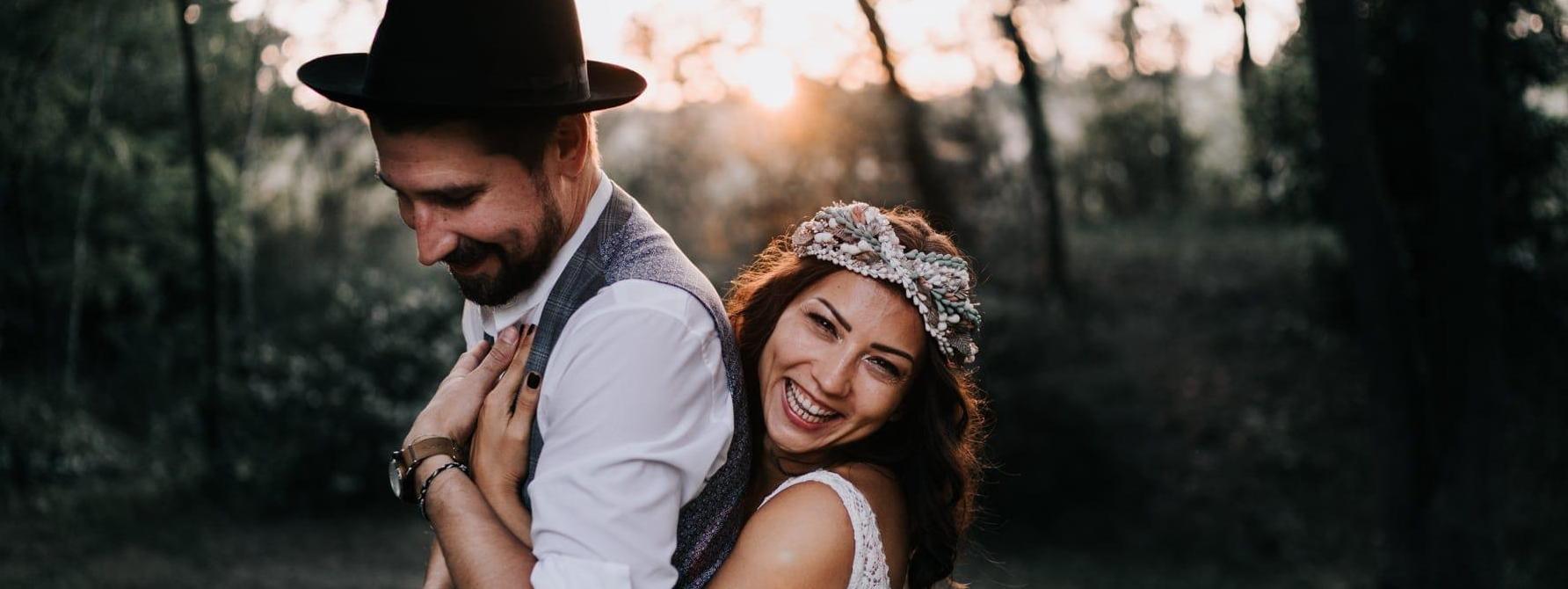 Una boda bohemia en la Provenza