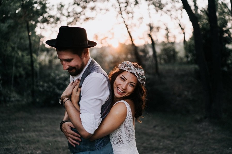 Boda en la Provenza   corona de novia   Rara Avis Tocados