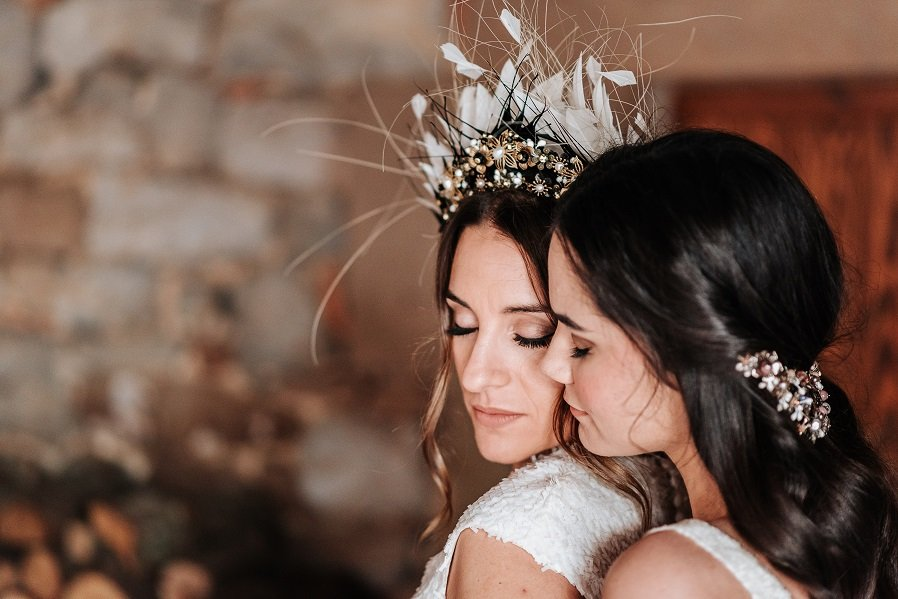 Princesas del Siglo XXI   Diademas Boda   Rara Avis Tocados