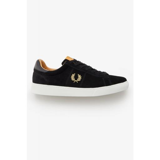 Deportiva de Fred perry