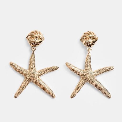 Pendiente Estrella de Mar [1]