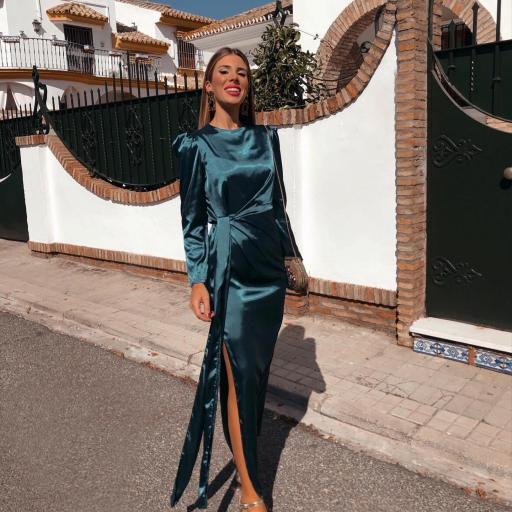 Vestido Nieves