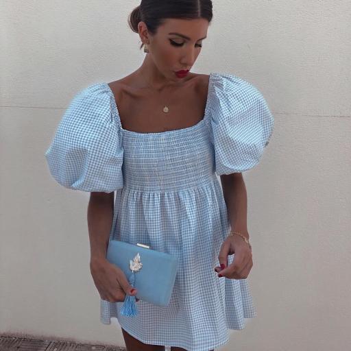 Vestido VichyDoll