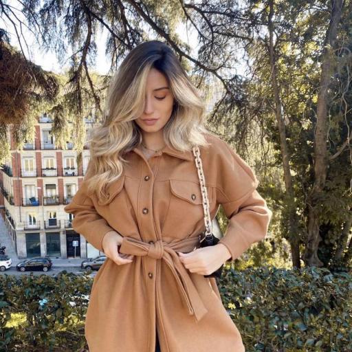 Vestido-Abrigo paño [2]