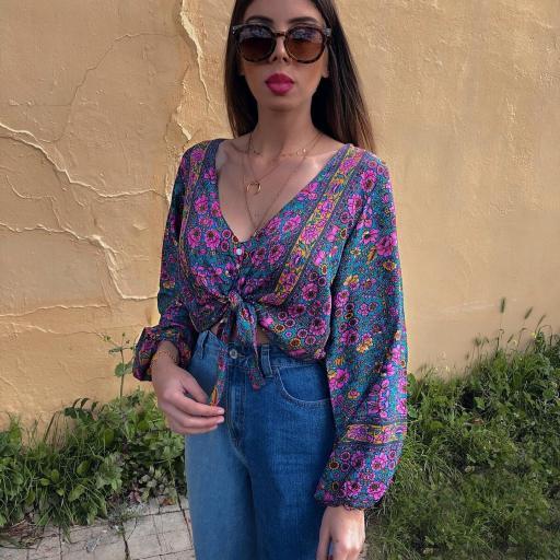 Blusa Marroquí  [1]