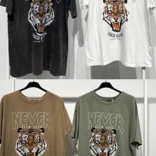 Camiseta Tigre [2]