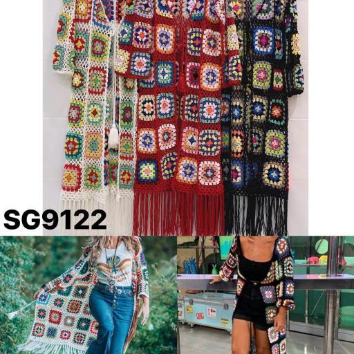 Kimono Crochet [2]