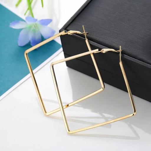Pendiente Cubo [2]