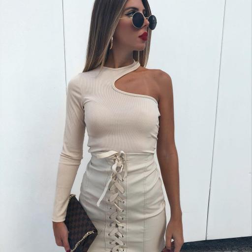 Falda Bazán
