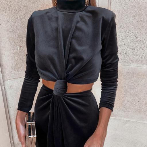 Vestido Escarlata [1]