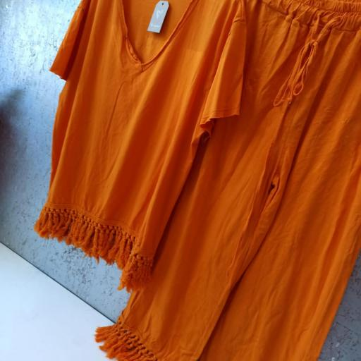 Pantalón Flecos [3]
