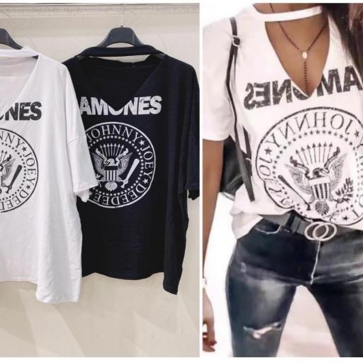 Camiseta Ramones [1]