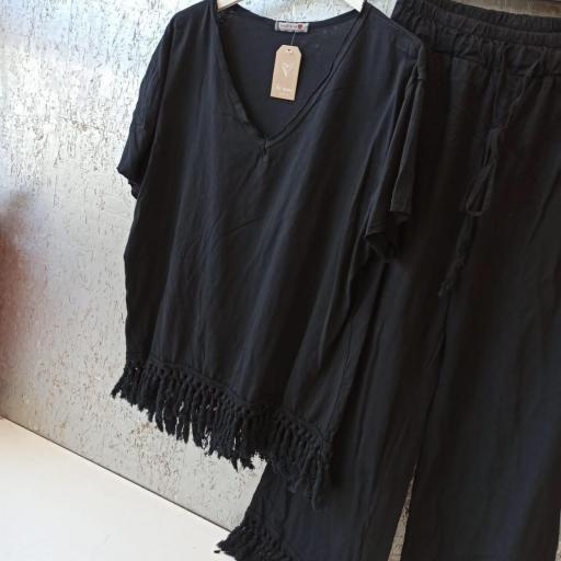 Pantalón Flecos [1]