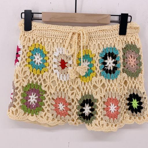 Pantalón Y Top Crochet  [1]