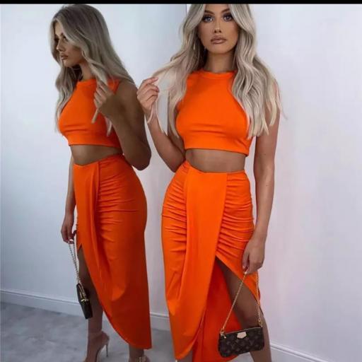 Conjunto Orange