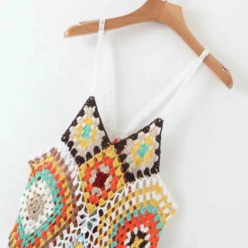 Vestido Crochet Summer [3]