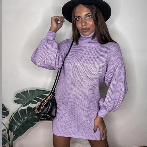 Jersey-Vestido Lana [3]