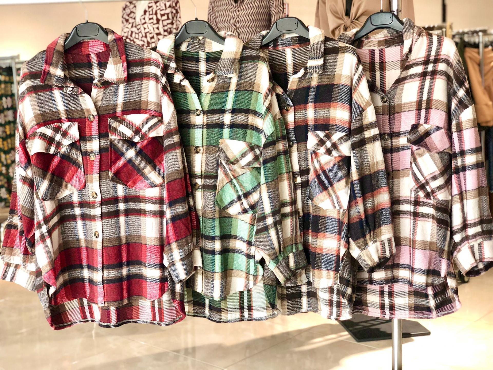 Camisa Letizia