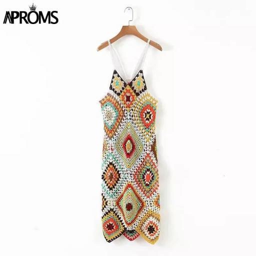 Vestido Crochet Summer [2]