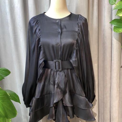 Vestido Thais Raso [3]