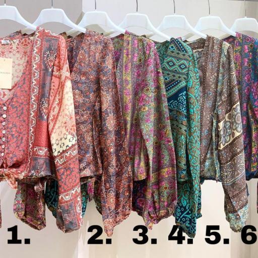 Blusa Marroquí  [2]