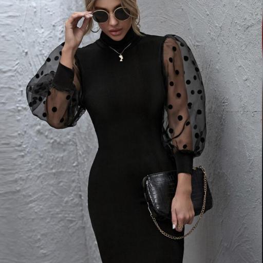 Vestido Plumetti