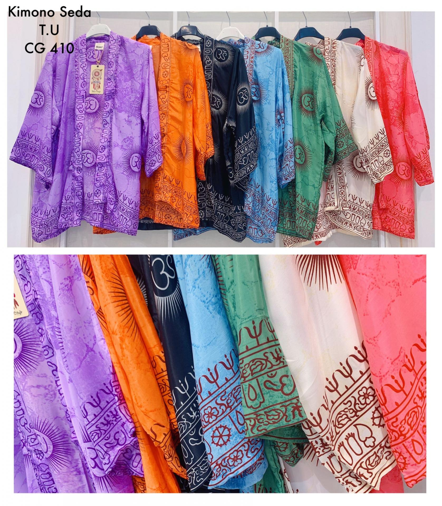 Kimono Seda Sol
