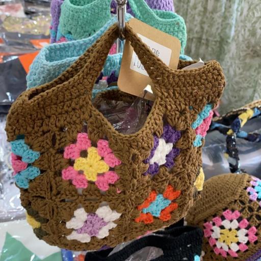 Bolso Crochet [1]