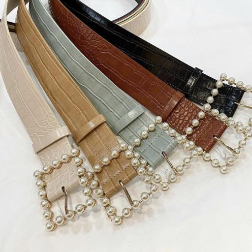 Cinturón Perla Coco