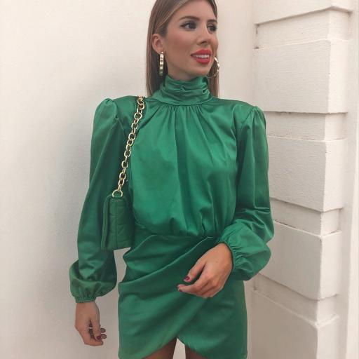 Vestido Damisela