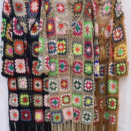 Kimono Crochet [3]