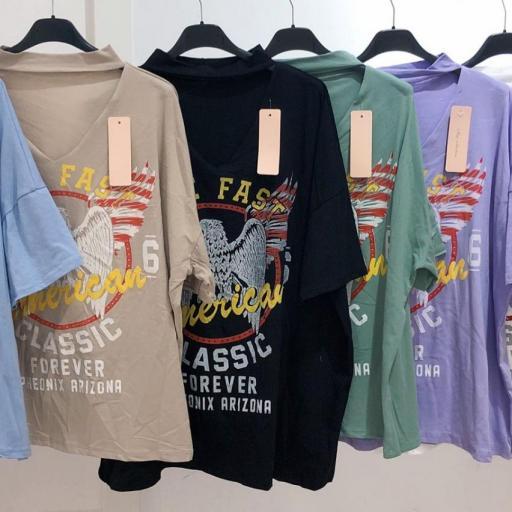 Camiseta Águila Choker [1]