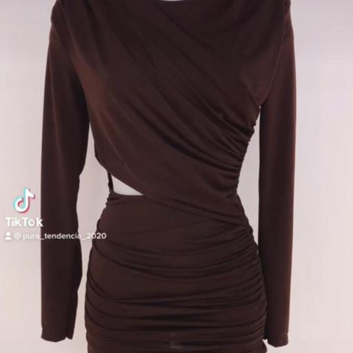 Vestido Chocolate  [1]