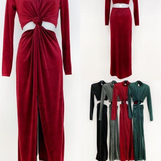 Vestido Escarlata [2]