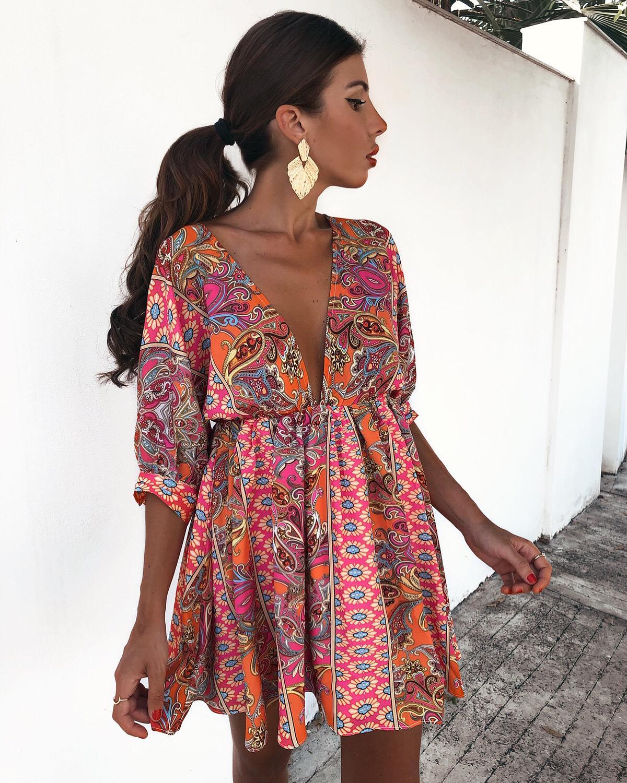 Vestido Timbal