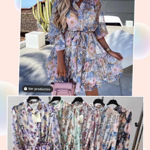 Vestido Floral [3]