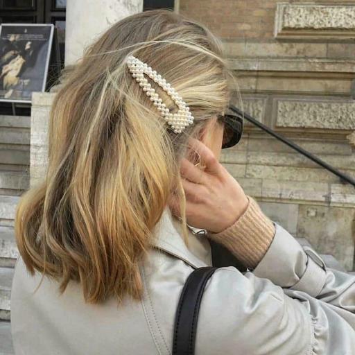 Pasador Perlas [3]