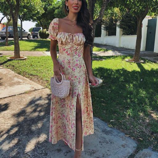 Vestido Ingrid [0]