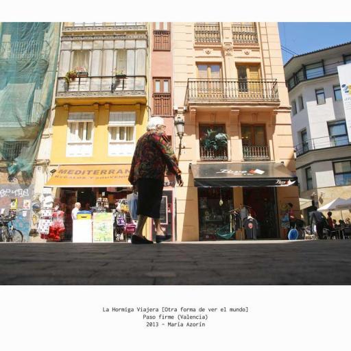 Paso Firme - Valencia - 2013