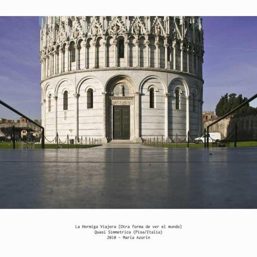 Quasi Simmetrica - Pisa (Italia) - 2010