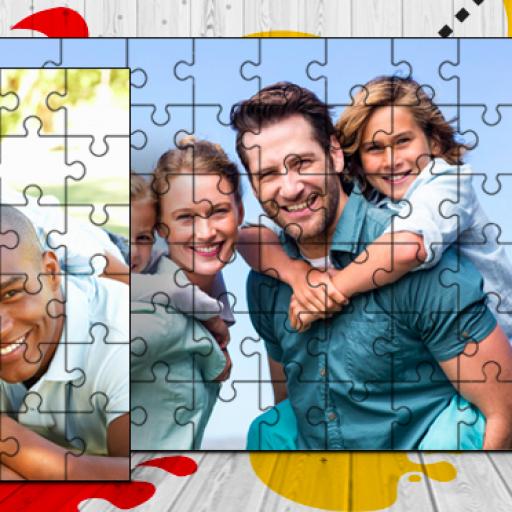 Puzzles Rompecabezas en Cartón, dos tamaños A4 y A5 [2]