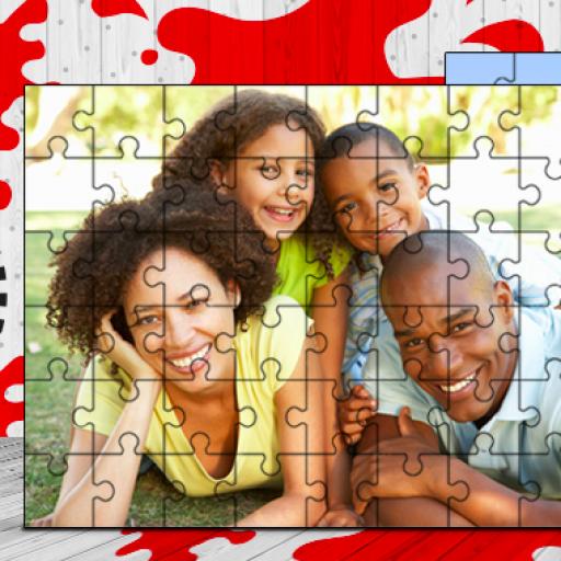 Puzzles Rompecabezas en Cartón, dos tamaños A4 y A5 [1]