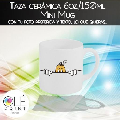 Taza A+ espresso de Cerámica 150ml