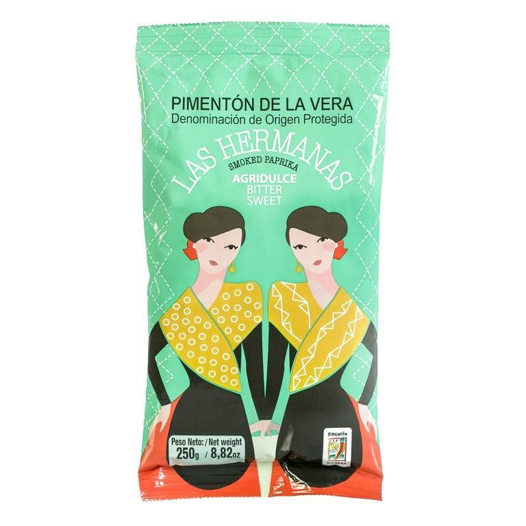Pimentón de La Vera Agridulce bolsa